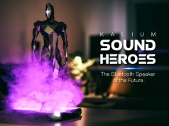 Kalium Sound Heroes Bluetooth Speaker