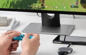 Switch-Con: Pocket Sized Nintendo Switch Dock with HDMI & USB-C Hub