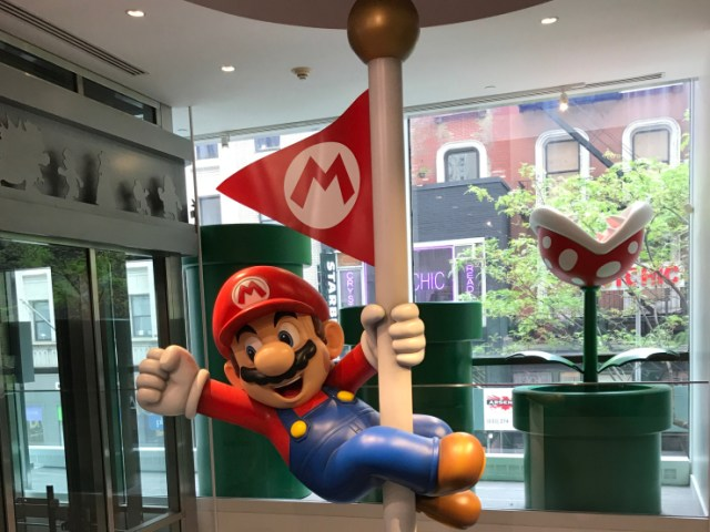 Nintendo Switch Online Service will launch in 2018