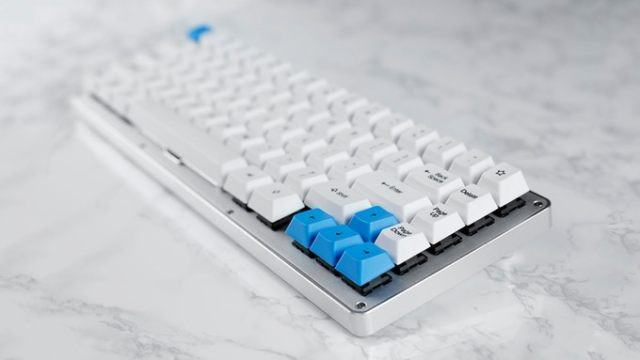 The WhiteFox Mini Mechanical Keyboard Comes to Kickstarter