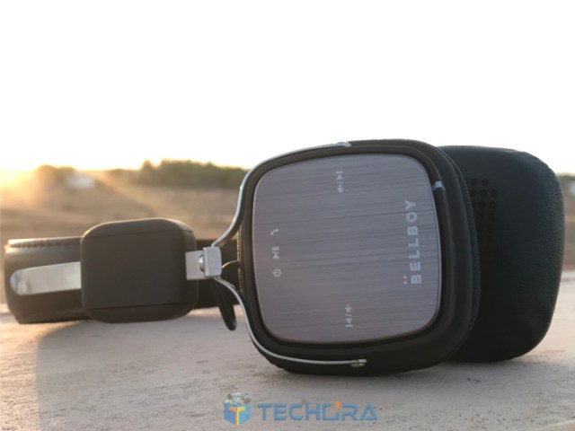 Bellboy Smart Bluetooth Headphones Review 5