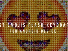 Top 10 Best Emojis Flash Keyboards for Android