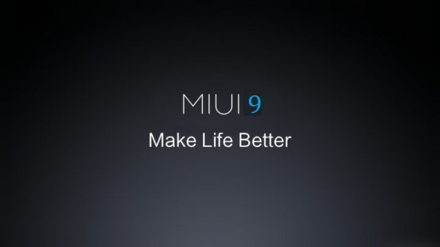 Download & Install MIUI 9 on Redmi Note 4/4x (China Alpha/Beta)