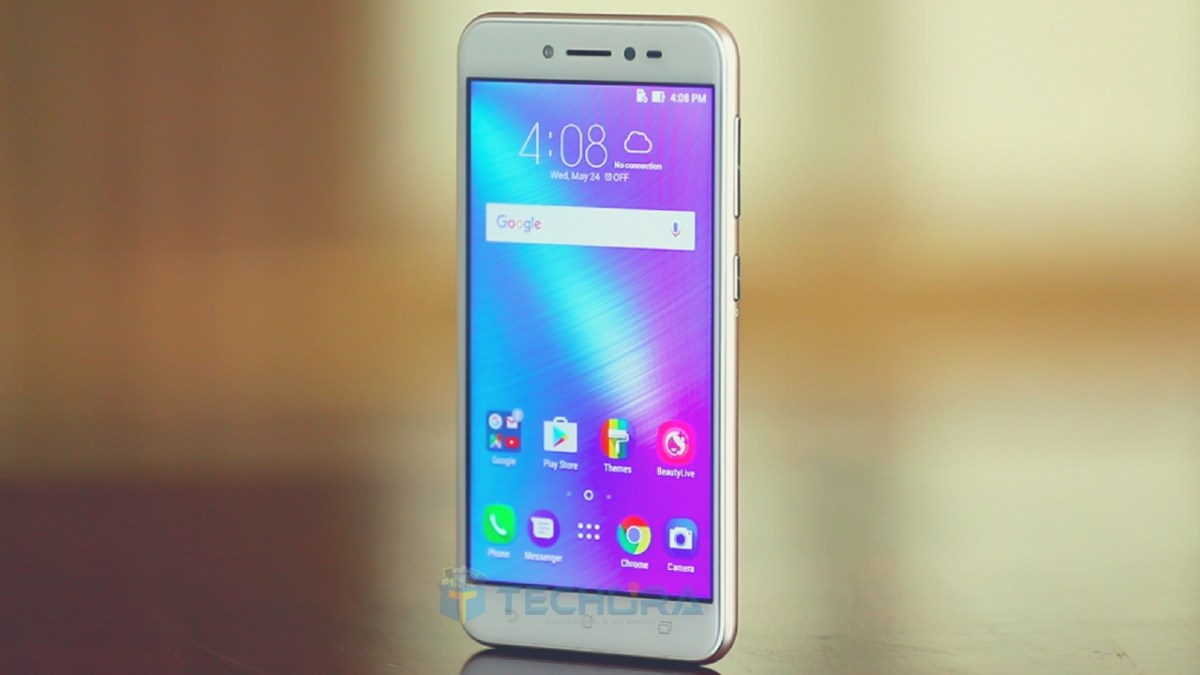 Asus Zenfone Live Review: Latest 4G VoLTE Smartphone