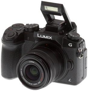 Panasonic LIMUX G7 Camera
