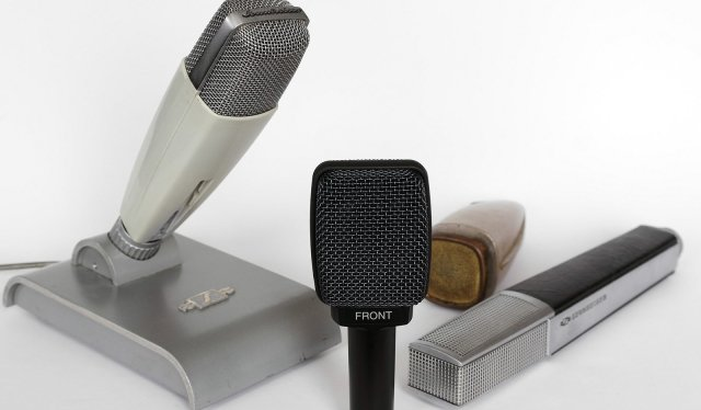 Dynamic microphones