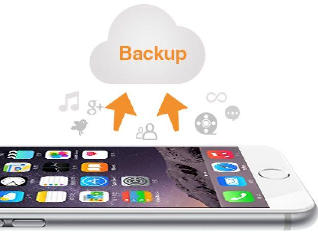 Smartphone Backups