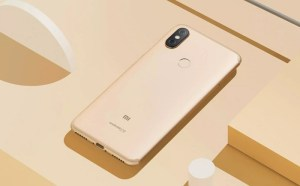 Mi A2-Pure Android With 20MP Flawless Selfie Camera