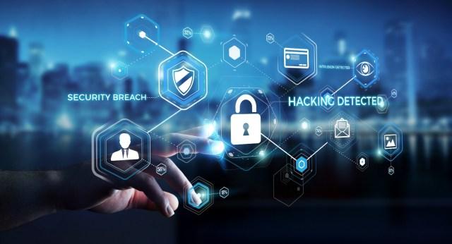 Security from hackers-bitdefender