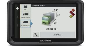 Garmin GPS with Navigator Card