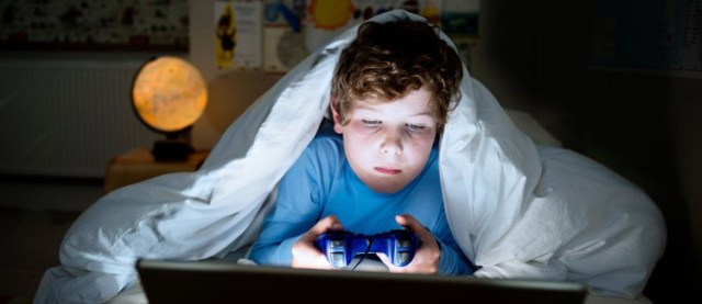 sleepIs Social Gaming Bad for Your Health?