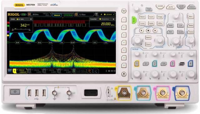 What is an Oscilloscope -technology