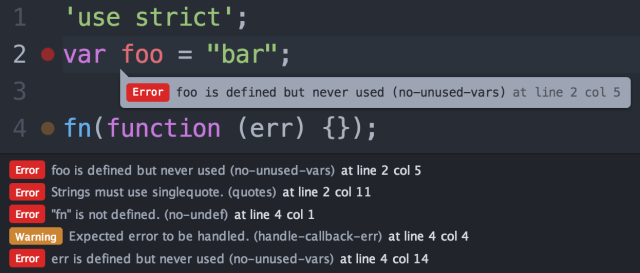 code linte Hunting Down The Highest-Quality Code