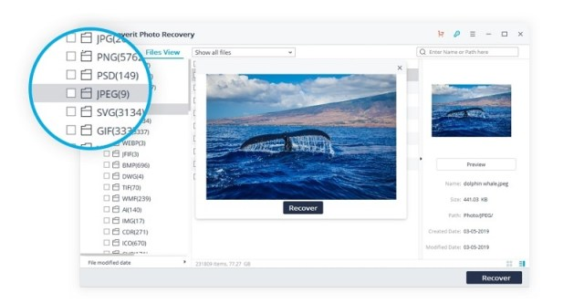 recover your photos Learn Recoverit Photo Recovery Software, Never Lose Images Again