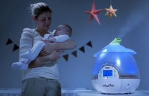 Baby humidifiers and child friendly humidifiers