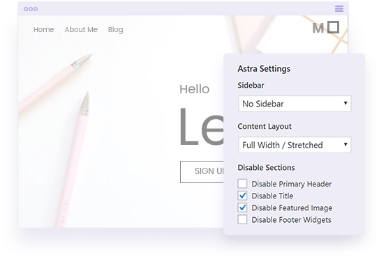 no sidebar Is Astra Theme and Elementor a Good Combo for Your WordPress Website