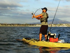Weatherproof clothes for best ocean fishing kayak