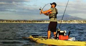 Weatherproof clothes for best ocean fishing kayak