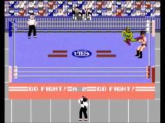 Pro Wrestling – NES