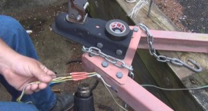 How to reliably wire a trailer