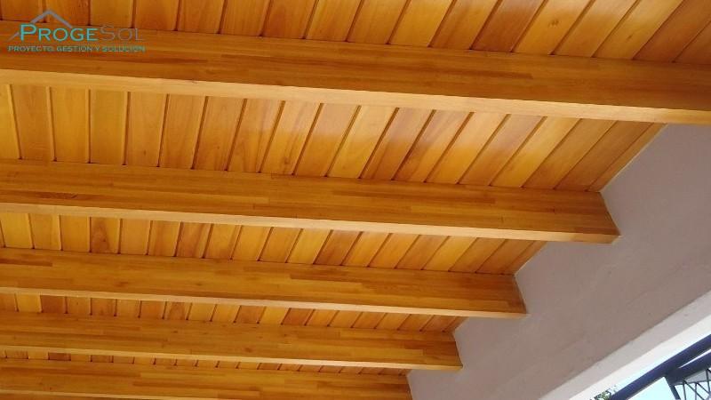 Techos de madera  Techos Las Palmas