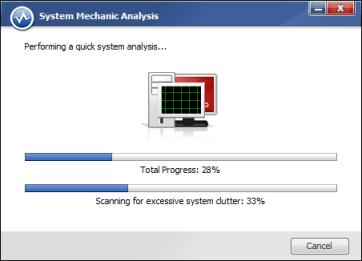 systemmachanicScanning