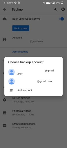 How to backup Android Smartphones?