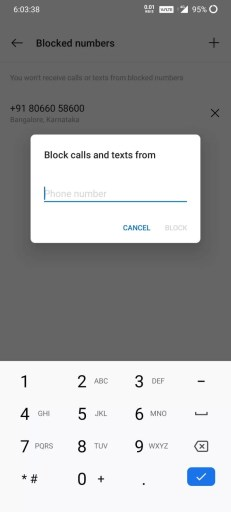 How to Block Text Messages on Android