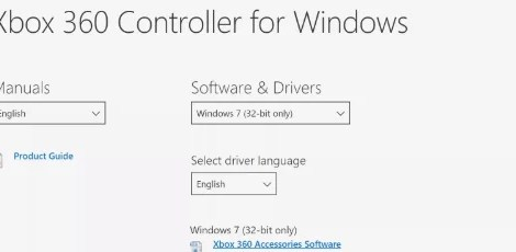 Download Xbox 360 Controller