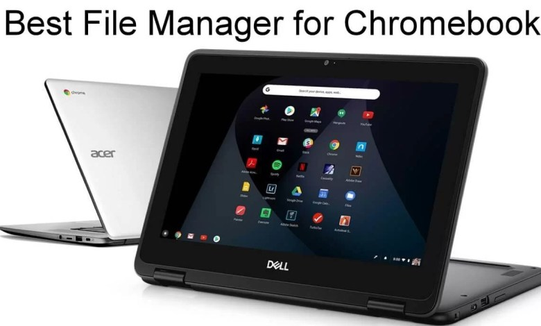 File Manager for Chromebook