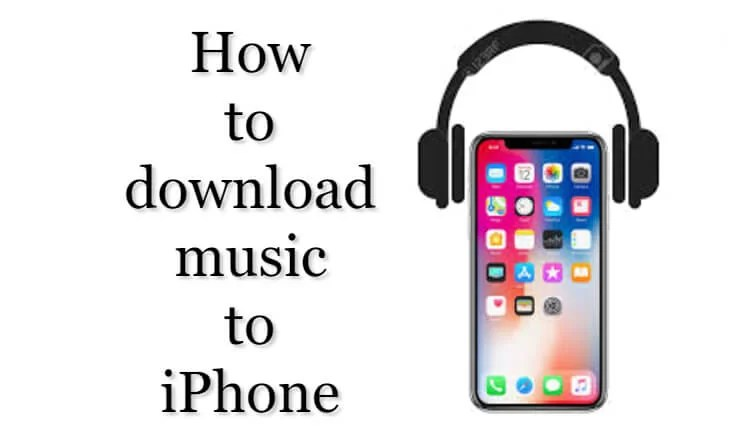 download music to iphone
