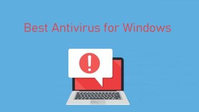 Photo of Best Antivirus for Windows: Free & Paid Tools [2020]