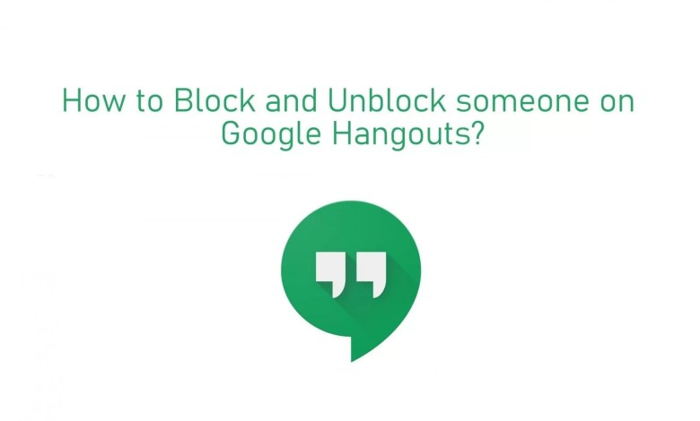 Block someone on Hangouts