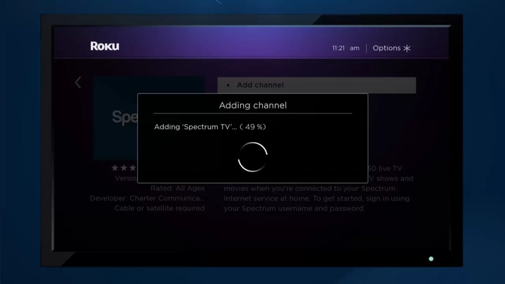 How To Install Spectrum Tv On Roku 2021 Techowns