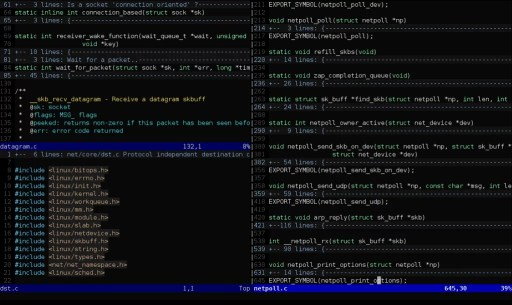 Vim - Best Text Editor for Mac