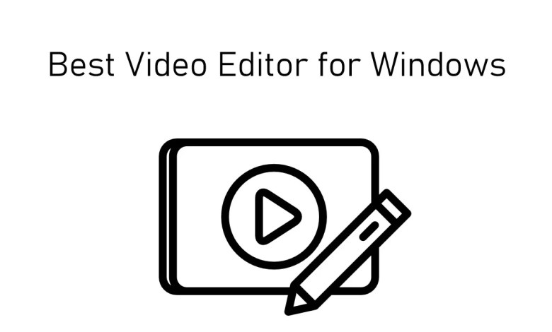 best Video Editor for windows