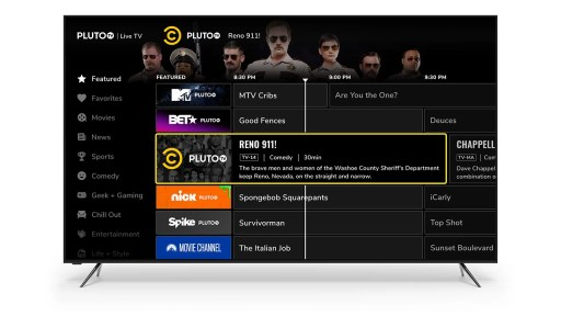 What is Pluto TV?
