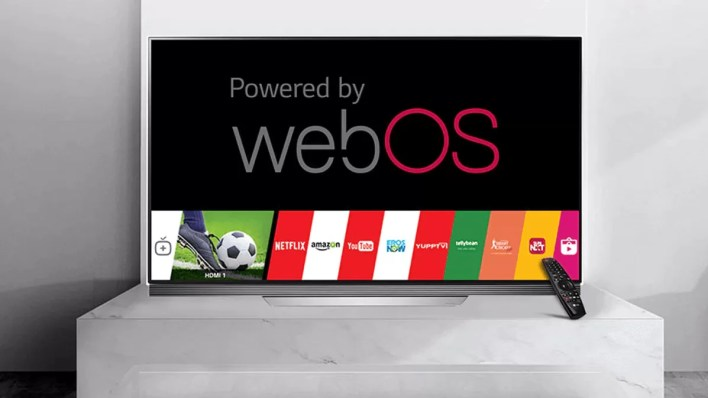 Install Apps on LG Smart TV