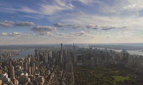 Apple TV Aerial Views
