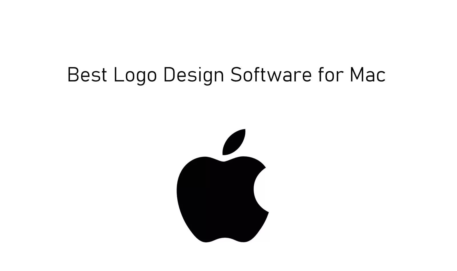 Best Logo Design Software For Mac 2020 Techowns