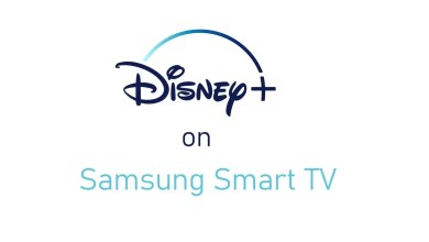 Disney Plus on Samsung Smart TV