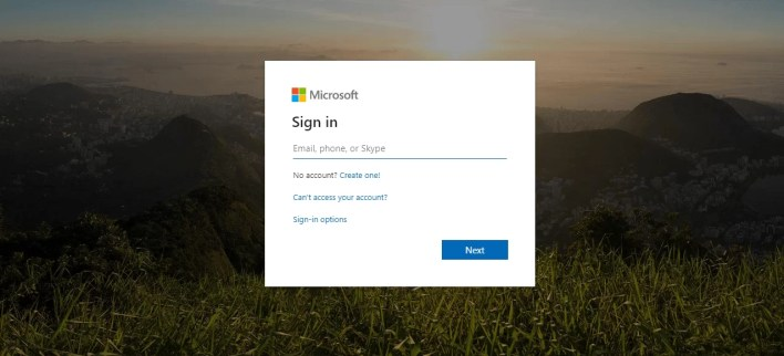 Login to Microsoft Account - Windows Apps on Chromebook
