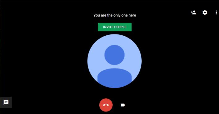 Record on Google Hangouts