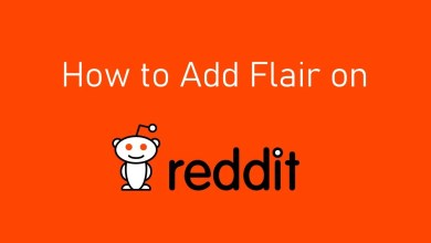 How to Add Flair on Reddit