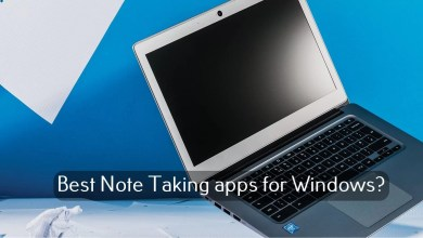 Photo of Best Note Taking Apps for Windows in 2020