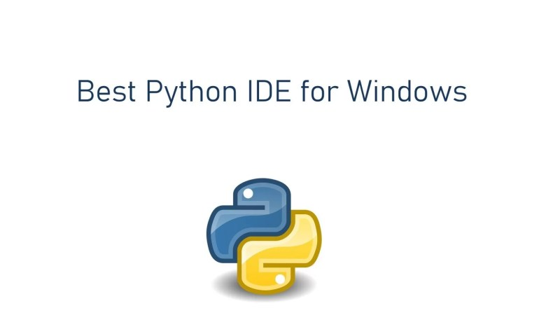 Best Python IDE for Windows