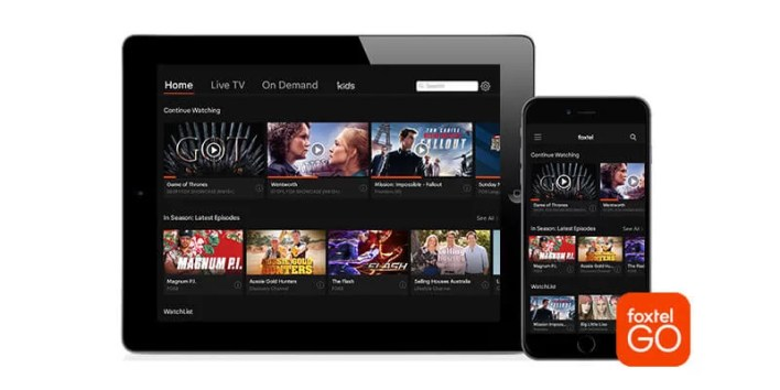 Watch Foxtel Go on Apple TV Using iPhone and iPad
