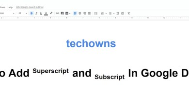 Photo of How to Superscript and Subscript In Google Docs [3 Easy Ways]