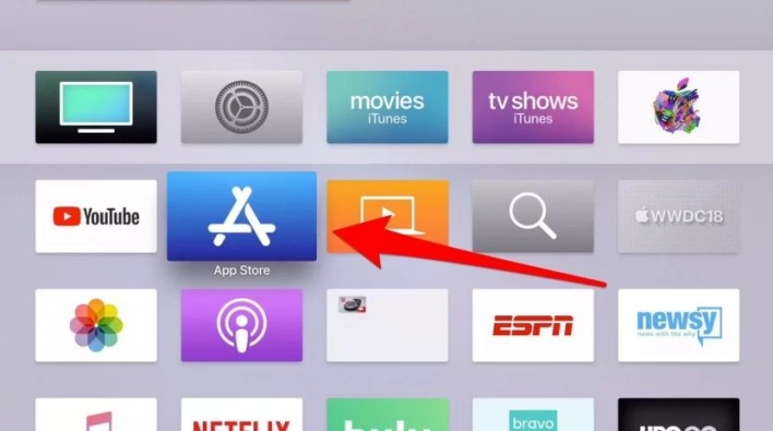 Update Apps on Apple TV Manually
