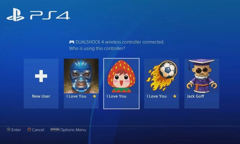 How to Delete User Account on PS4 Console - TechOwns